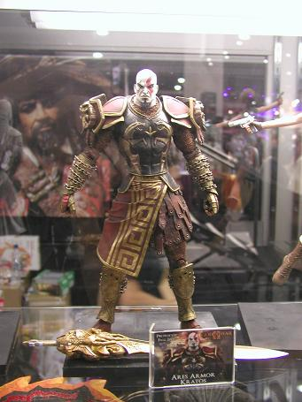 God of War Action Figure