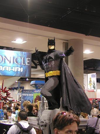 Batman Lego Statue