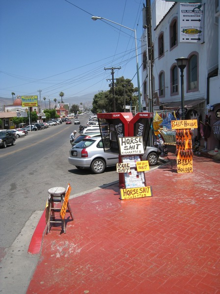 Horse Shit for Sale in Ensenada